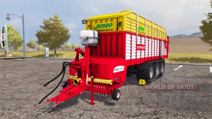 POTTINGER Jumbo 10000 Powermatic v2.0 для Farming Simulator 2013