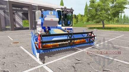КЗК Енисей 1200 НМ для Farming Simulator 2017