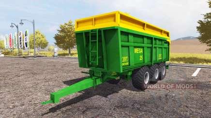 ZDT Mega 25 для Farming Simulator 2013