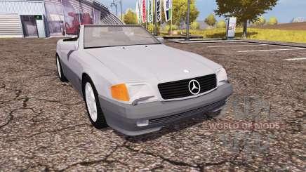 Mercedes-Benz 500 SL (R129) для Farming Simulator 2013