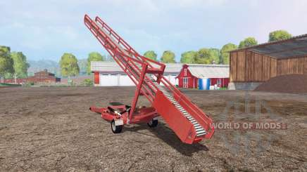 Conveyor belt multifruit для Farming Simulator 2015