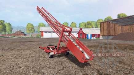 Conveyor belt multifruit для Farming Simulator 2015