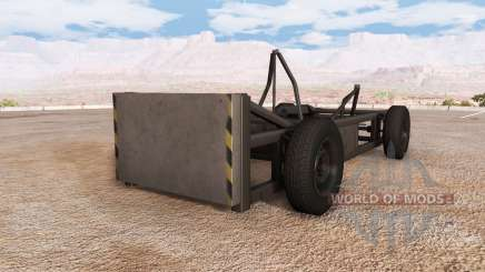 Nardelli crash test cart v1.02 для BeamNG Drive