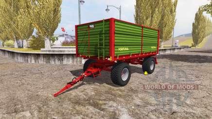 Fortuna K180-5.2 v1.5 для Farming Simulator 2013
