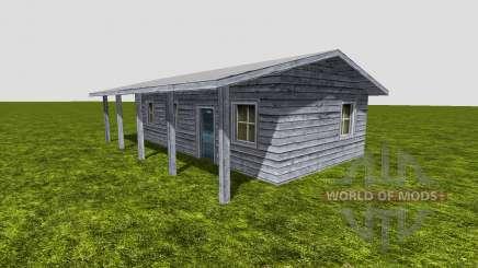 Barrack для Farming Simulator 2015