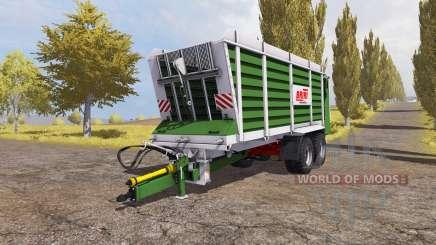 BRIRI Silo-Trans 38 v2.01 для Farming Simulator 2013