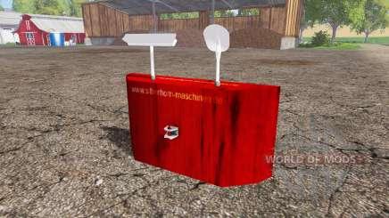 Rear weight для Farming Simulator 2015