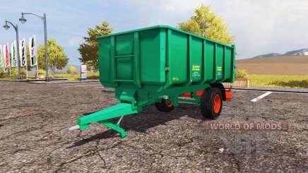 Aguas-Tenias AT v1.5 для Farming Simulator 2013