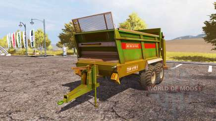 BERGMANN TSW 4190 S v1.1 для Farming Simulator 2013