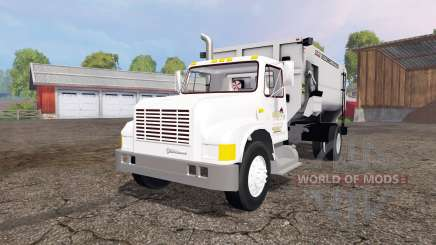 International 4700 1991 feed truck v2.0 для Farming Simulator 2015