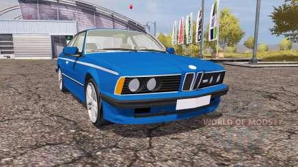 BMW M6 (E24) для Farming Simulator 2013