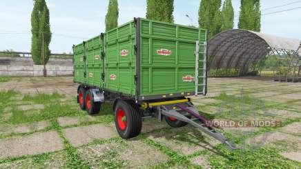 Rimorchi Randazzo R270 PT v1.0.1.3 для Farming Simulator 2017