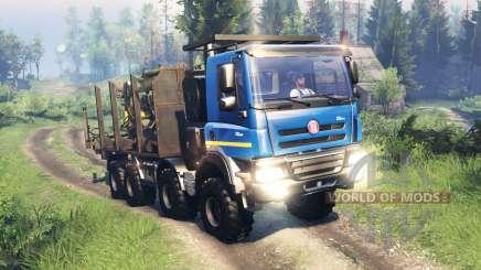Tatra Phoenix T 158 8x8 v11.0 для Spin Tires