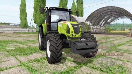 CLAAS Arion 640 для Farming Simulator 2017
