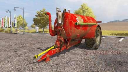 Redrock 2050g для Farming Simulator 2013
