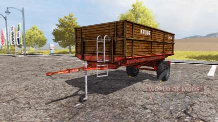 Krone Emsland EDK multifruit для Farming Simulator 2013