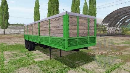 ОдАЗ 9370 для Farming Simulator 2017