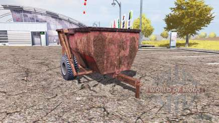 ПСТ 6 v2.0 для Farming Simulator 2013