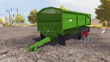 Griffiths tipper trailer для Farming Simulator 2013