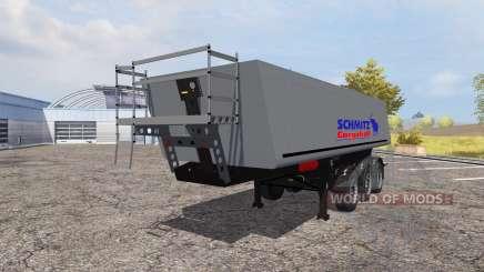 Schmitz Cargobull S.KI v2.0 для Farming Simulator 2013