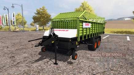 CLAAS Quantum 3800 KK v1.2 для Farming Simulator 2013