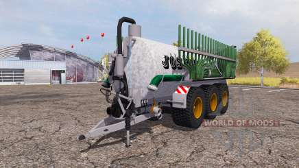 JOSKIN Euroliner 25000 TRS v3.0 для Farming Simulator 2013