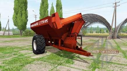 Дон 20 для Farming Simulator 2017