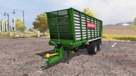 BERGMANN HTW 45 v0.92 для Farming Simulator 2013