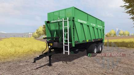 BRANTNER TA 23065-2 Power Push v3.0 для Farming Simulator 2013