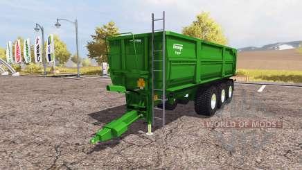 Krampe Big Body 900 S multifruit v1.6 для Farming Simulator 2013