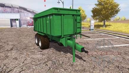 Krampe TZK 20 Herkules для Farming Simulator 2013