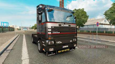 Scania 143M 500 v3.3 для Euro Truck Simulator 2