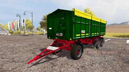 Kroger Agroliner HKD 402 для Farming Simulator 2013