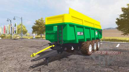 GYRAX BMXL 340 DV для Farming Simulator 2013