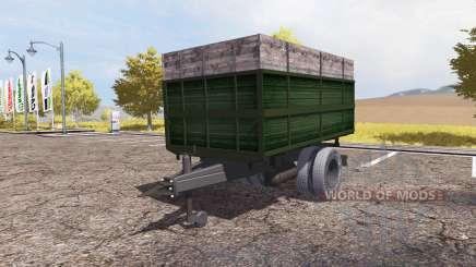Tipper trailer для Farming Simulator 2013