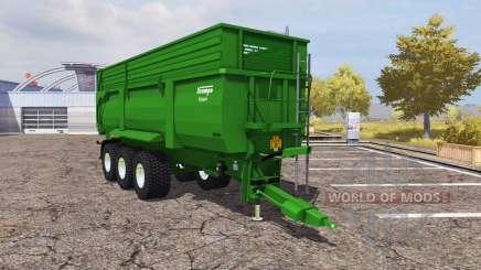 Krampe Big Body 900 S multifruit v1.2 для Farming Simulator 2013