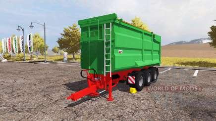 Kroger Agroliner MUK 402 v1.1 для Farming Simulator 2013