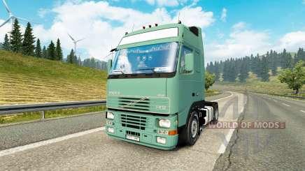 Volvo FH12 v1.5 для Euro Truck Simulator 2