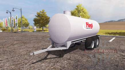Fliegl tank liquid manure для Farming Simulator 2013