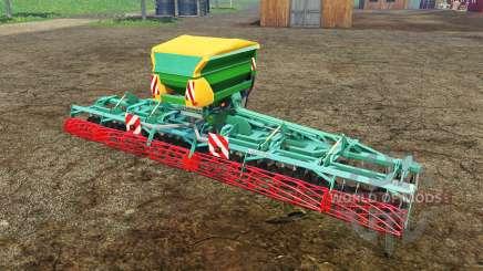 Zunhammer seeder-cultivator для Farming Simulator 2015