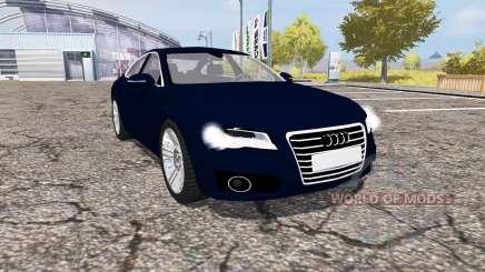 Audi A7 Sportback quattro для Farming Simulator 2013