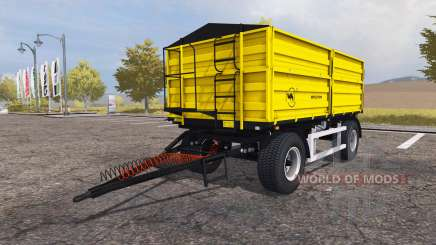 Wielton PRS-2-W14 v2.0 для Farming Simulator 2013