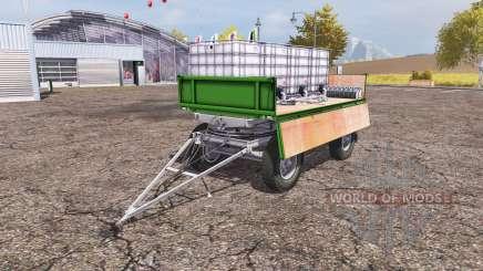 Trailer fertilizer для Farming Simulator 2013