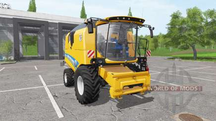 New Holland TC5.80 для Farming Simulator 2017