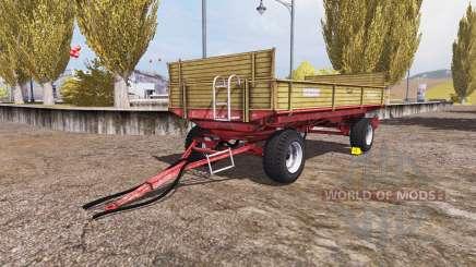 Krone Emsland bale для Farming Simulator 2013