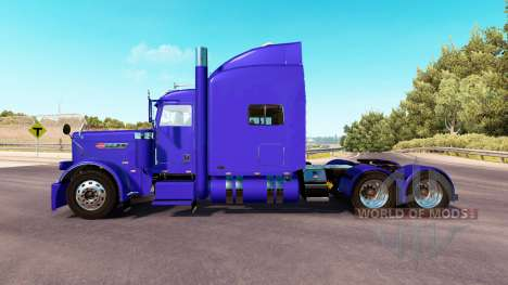 Peterbilt 389 v2.0.9 для American Truck Simulator