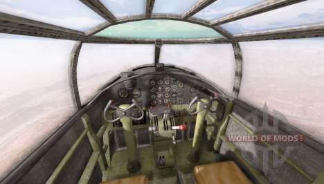 North American B-25 Mitchell v5.2 для BeamNG Drive