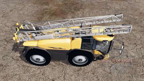 Challenger RoGator 635C для Farming Simulator 2015