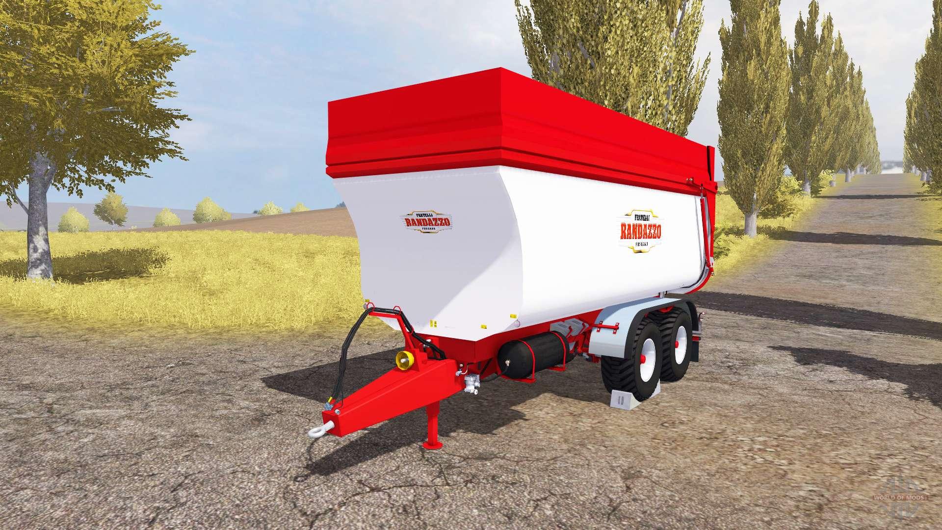 Rimorchi randazzo t60 v1 1 farming simulator 2013 for Rimorchi randazzo