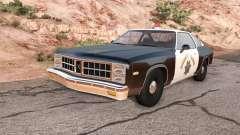 Bruckell Moonhawk California highway patrol